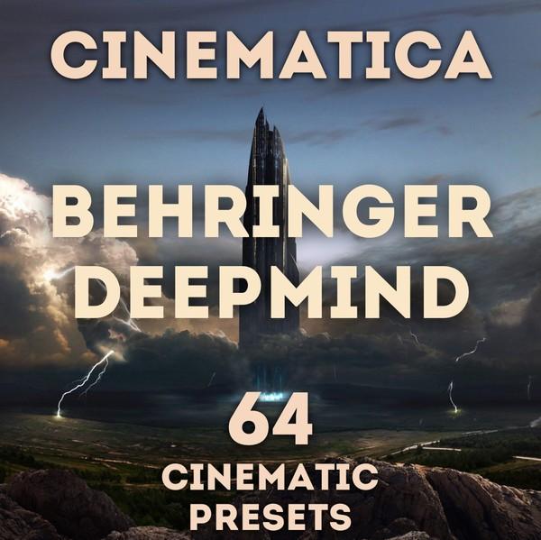 Behringer DeepMind 6/12 -