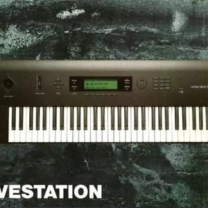 Korg Wavestation -