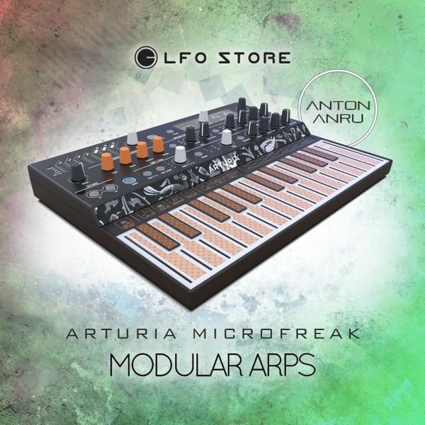 Arturia Microfreak - Modular Arps by Anron Anru