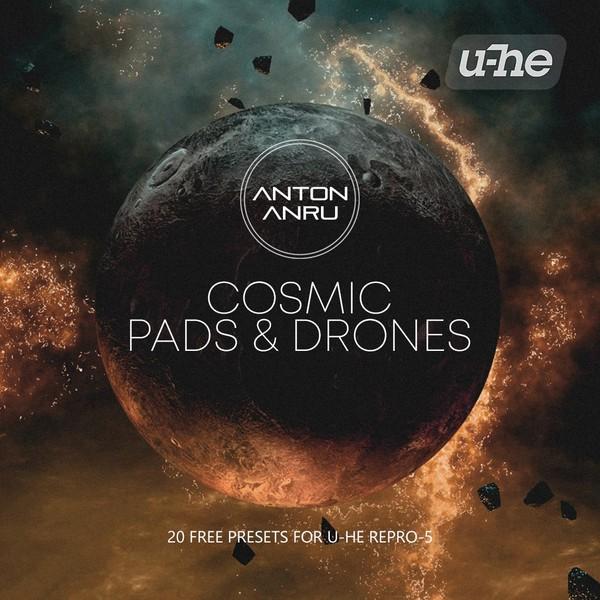 U-He Repro-5 -  Cosmic Pads & Drones by Anton Anru