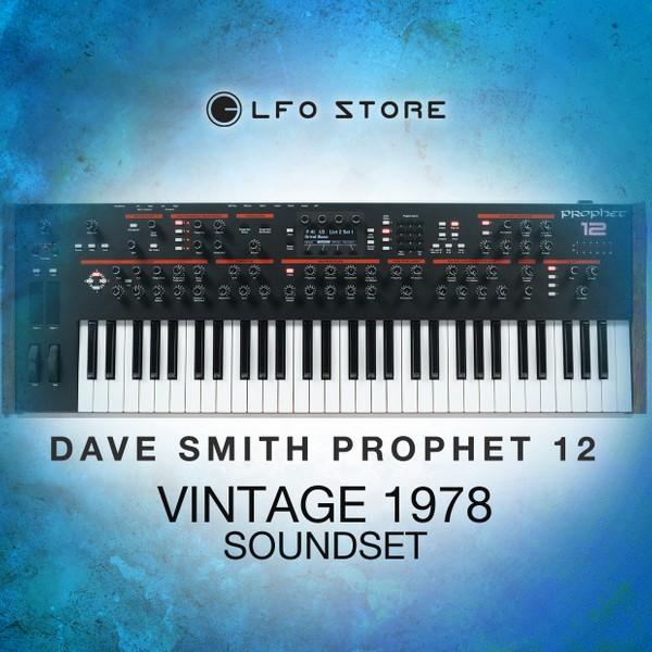 """DSI Prophet 12 - """"Vintage 1978"""" Soundset"""