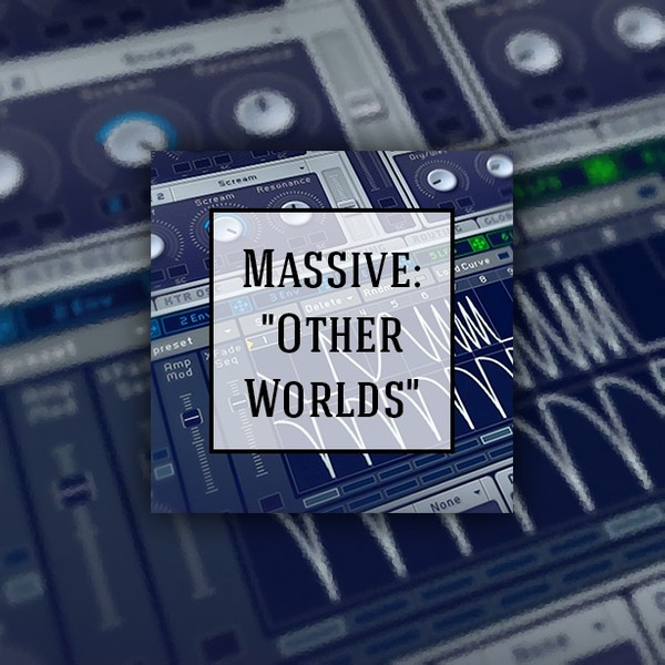 Native Instruments Massive soundbanks FREE!