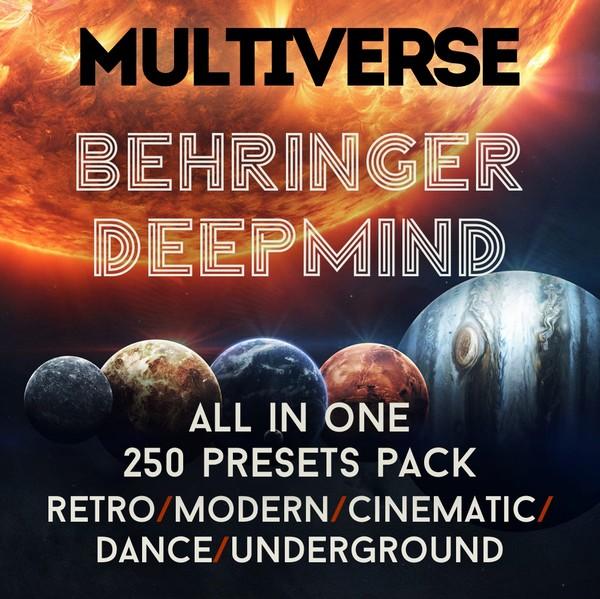 Behringer Deepmind -