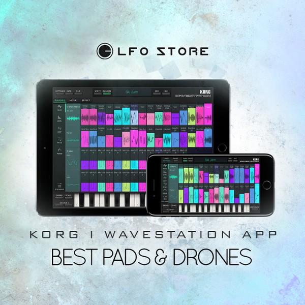 Korg iWavestation App -