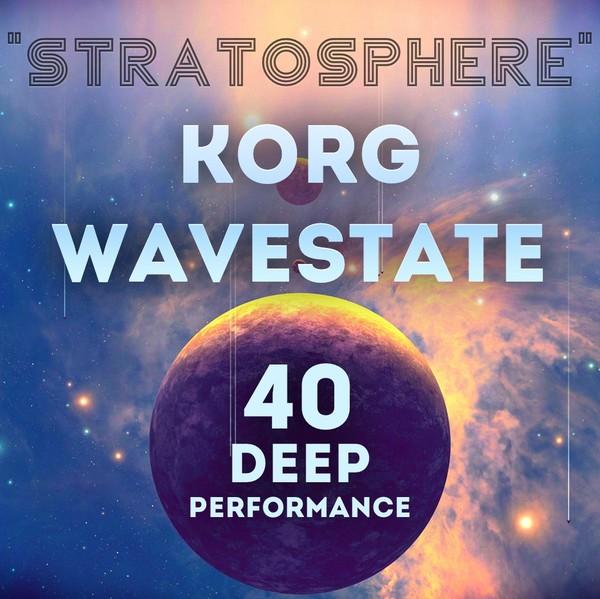 Korg Wavestate -