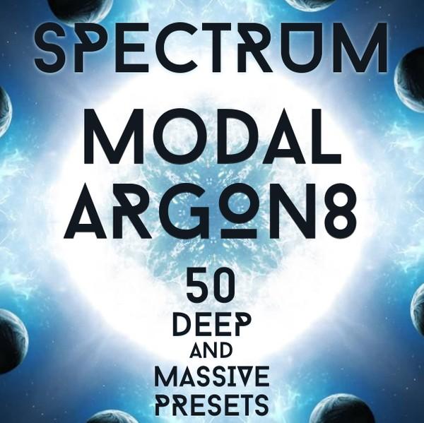 Modal Argon8 -