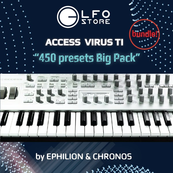 Access Virus 450 Presets Bundle!