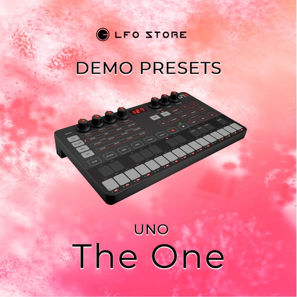 """UNO – """"The One"""" Soundset free Demo bank"""