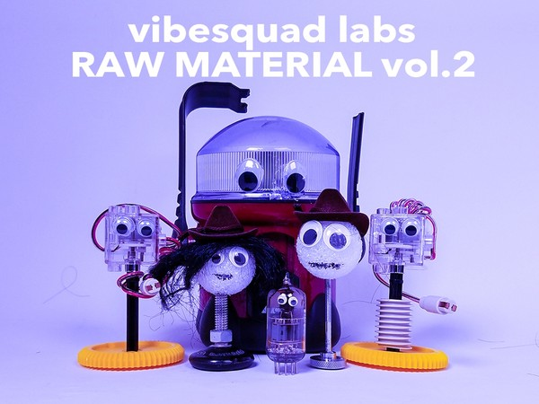 Vibesquad Labs Raw Material Vol2 (SAMPLE PACK)
