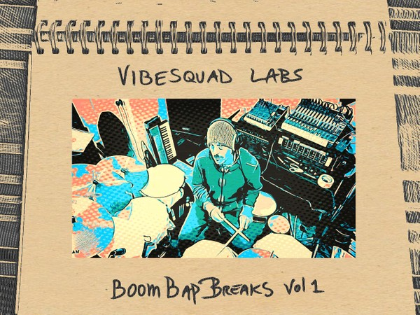 BOOM BAP BREAKS VOL.1