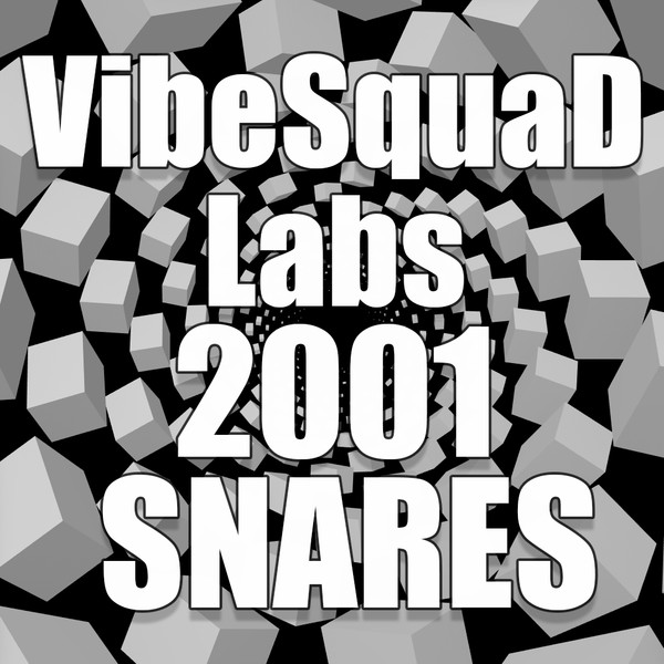 2001 SNARES - VibeSquaD Labs Sample Pack