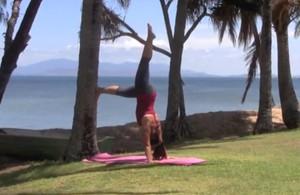 Hatha Yoga with Arm Balances & Inversions
