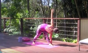 Yoga Class - Vin Yin Open Be Free