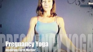 Pregnancy Yoga - Inspiring Earth Mother and is 60mins