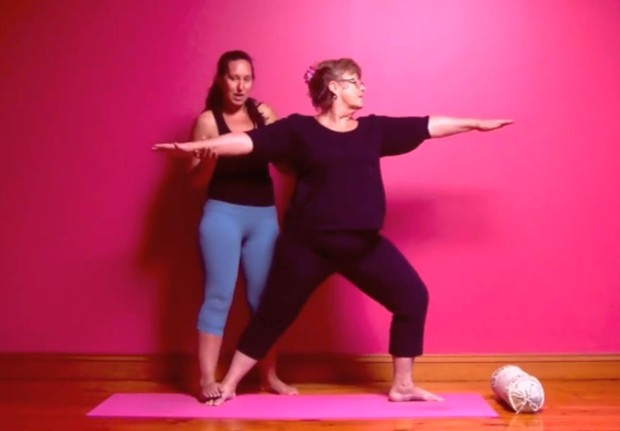 Plus Size Yoga - Be Your Beautiful Self