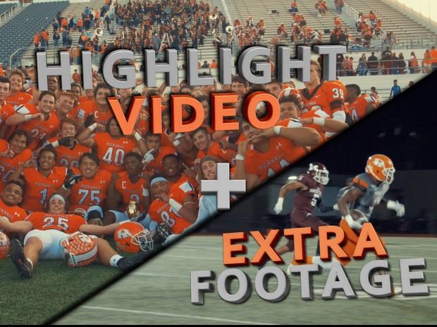 Rockwall Football Highlight Video + Bonus Content