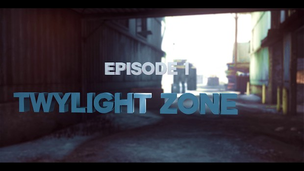 Twylight Zone - Project Files