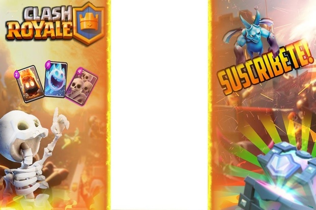 New Clash Royale Overlay Free 2017 Editable Tutoushhd On Gfx