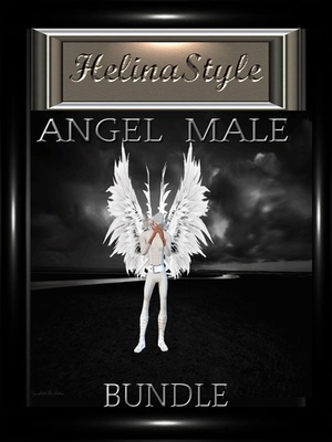 ANGEL MALE ( BUNDLE)