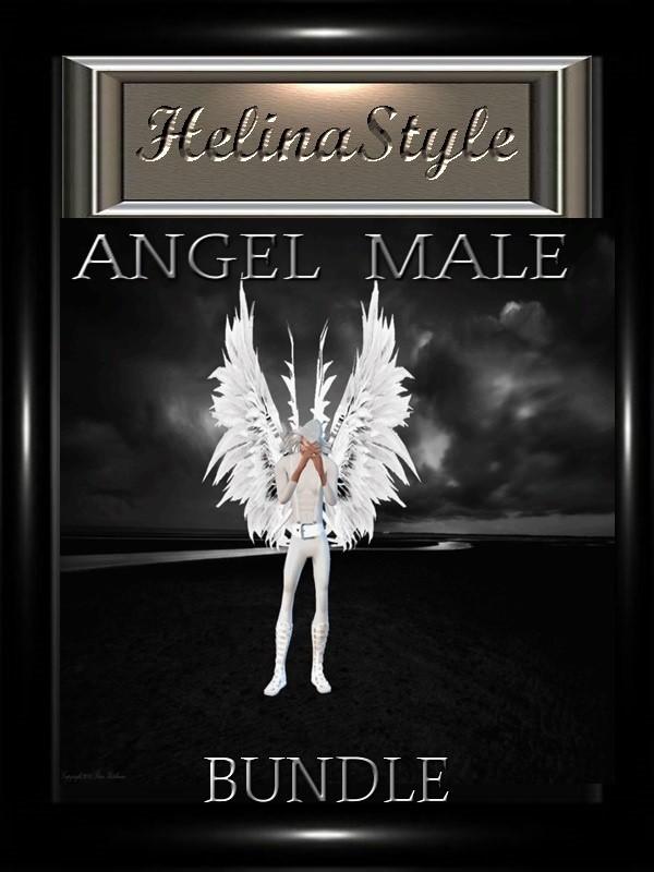 ANGEL MALE ( BUNDLE)