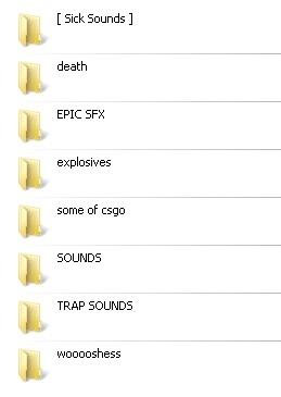 REDJOO's SOUND PACK