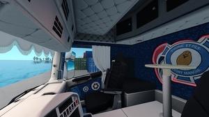 Scania RJL Holland / Danich / DHOINE Interior ETS 2