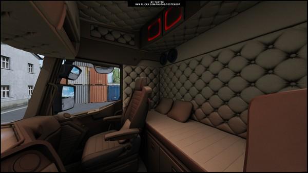 Interior Renault T Holland ETS 2