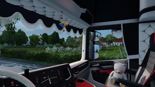 Scania S SCS Holland / Danish / Custom Interior ETS 2