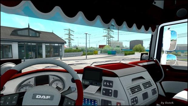 DAF Euro 6 VTB Transport ETS 2