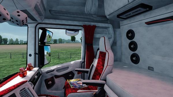 Scania S Holland / Danish Interior ETS 2 ˜