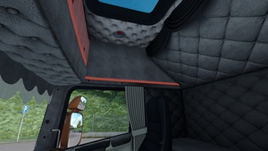 Scania RJL Holland / Danish Interior ETS 2