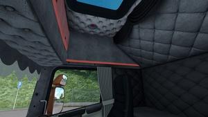 Scania RJL Holland / Danish Interior ETS 2