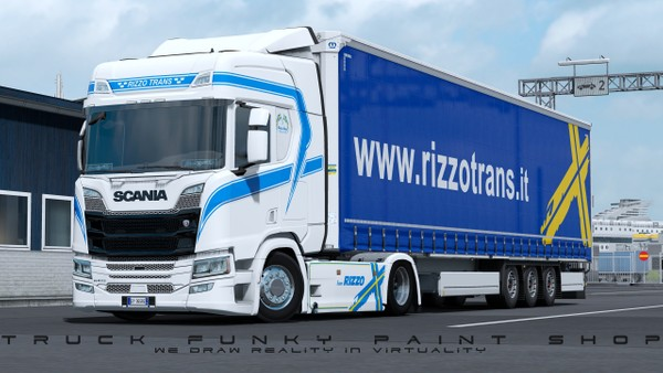 Combo Rizzo Transport Skin Scania S Next ETS 2