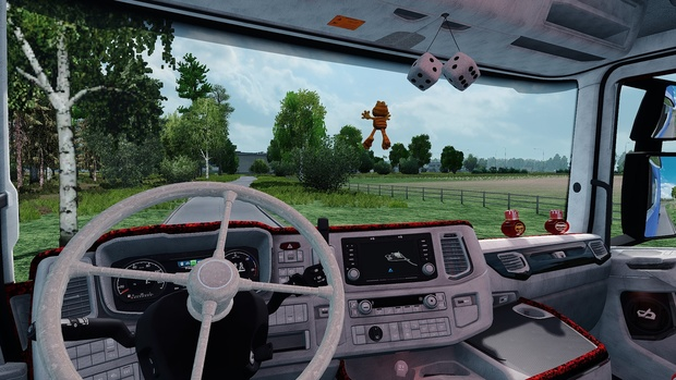 Scania S Holland / Danish Interior ETS 2