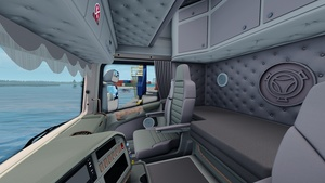 NEW TL Interior For Scania RJL ETS 2