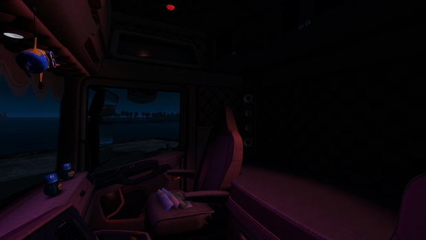 Interior Scania S Next Gen IG NEW ETS 2