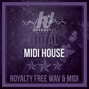 Hi! Energy Sounds : TOTAL MIDI HOUSE