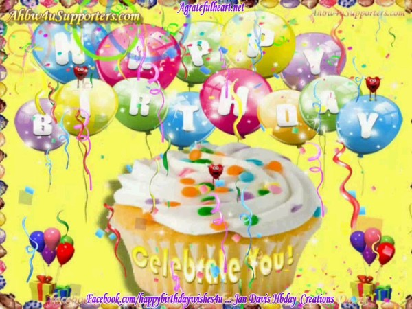 Happy Birthday Gif #31 FREE DOWNLOAD