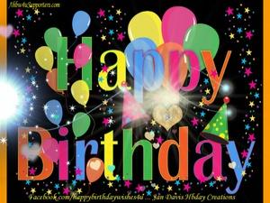 Happy Birthday Colorful-- no sound