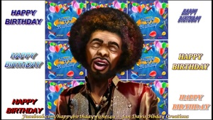 LeRoy the Soul Singer Hbday Wishes