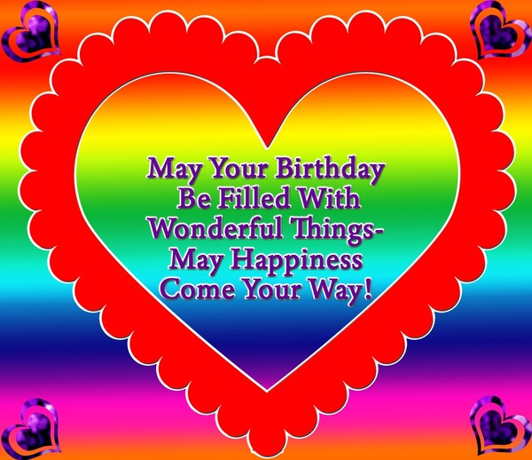 Cha Cha Heart of Love Hbday Wishes