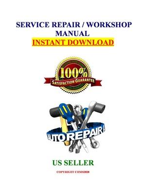 Kawasaki 2003 Ninja ZX-10R ZX10R Motorcycle Repair Service Manual Download