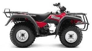 Suzuki LTF250 LT4WD LTF4WDX Quad Runner 250 1987-1998 Service Repair Manual