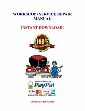 Kubota B5100D B5100E B6100D   Shop Service Repair Manual