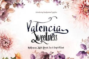 Valencia Sweetness & Extra Bonus (promo)