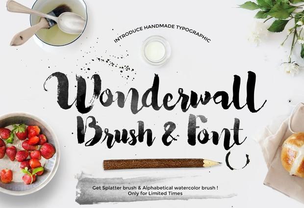 Wonderwall & Original Scan Brushes