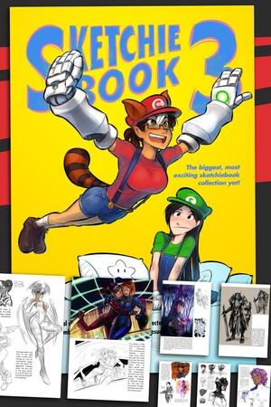 Sketchie Book 3