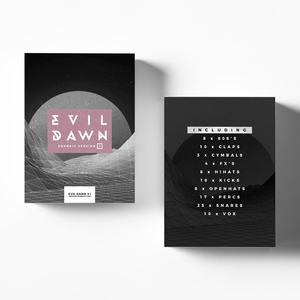 Evil Dawn V2 Drumkit by SkyroBeats