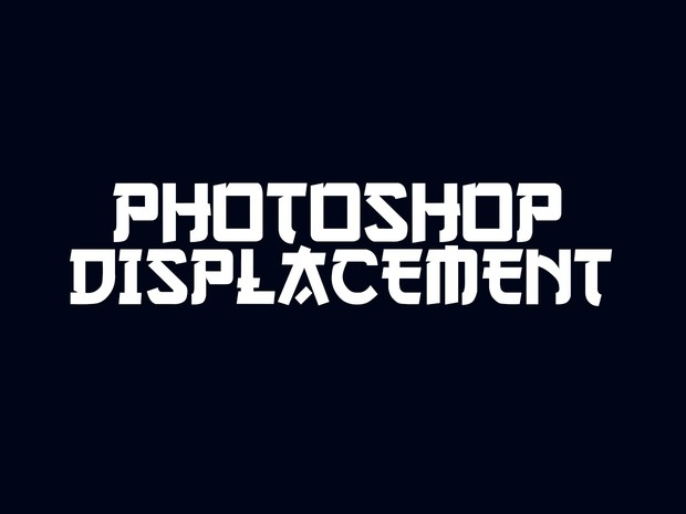 Photoshop Displacement