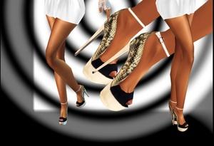 heels strella